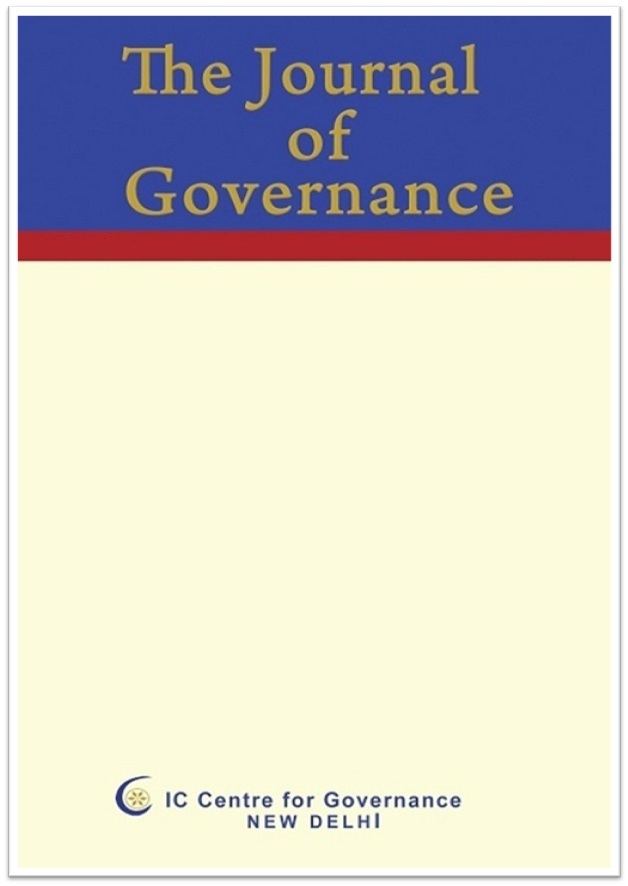 The Journal of Governance